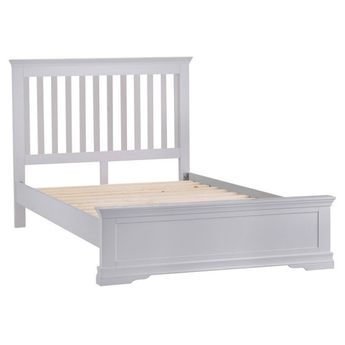 Maison Grey Painted Furniture Double 4ft6 Bedstead