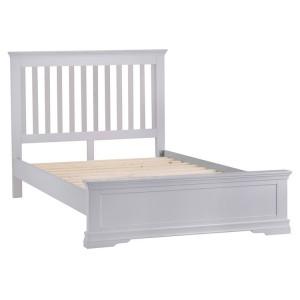 Maison Grey Painted Furniture Kingsize 5ft Bedstead