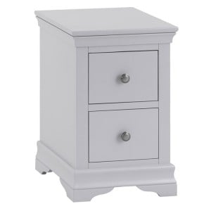 Maison Grey Painted Furniture Bedside Cabinet