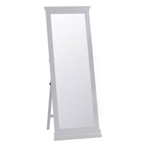 Maison Grey Painted Furniture Cheval Mirror
