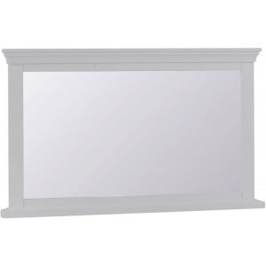 Maison Grey Painted Furniture Wall Mirror