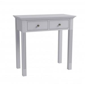 Newbury Grey Painted Furniture Dressing Table