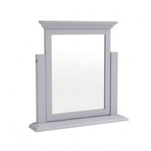 Newbury Grey Painted Furniture Dressing Table Mirror