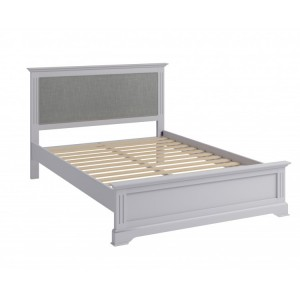 Newbury Grey Painted Furniture Kingsize 5ft Bed
