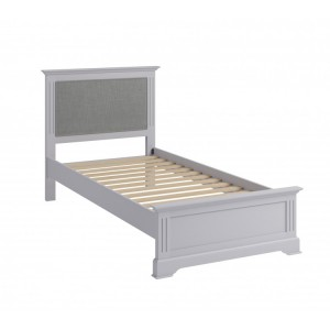 Newbury Grey Painted Furniture Single 3ft Bed