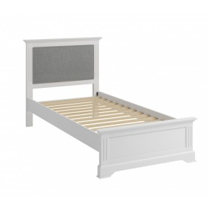 Newbury White Painted Furniture Single 3ft Bed