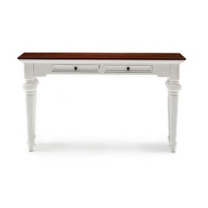 Provence Accent Painted Furniture Console Table