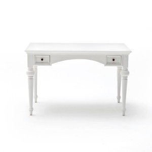 Provence White Painted Furniture Writing Desk