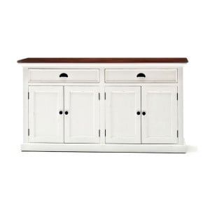 Halifax Accent Painted Furniture Buffet 2 Drawer 4 Door