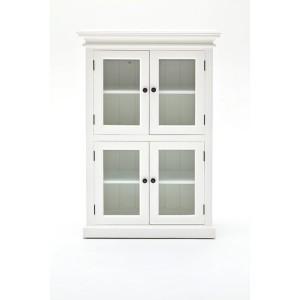 Halifax Painted Furniture 4 Door Storage Display Pantry