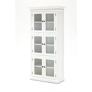 Halifax Painted Furniture 6 Door Storage Display Pantry