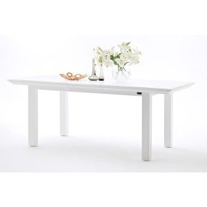 Halifax Painted Furniture Extending Dining Table 2m