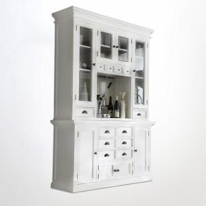 Halifax Painted Furniture Kitchen Hutch Storage Unit
