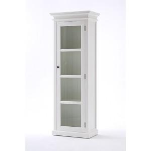 Halifax Painted Furniture Single Door Vitrine