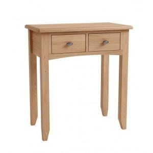 Exeter Light Oak Furniture Dressing Table