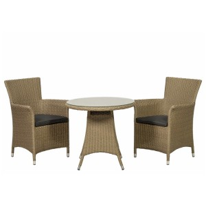 Royalcraft Bali 2 Seater Carver Bistro Set
