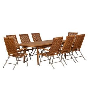 Royalcraft Langkawi 8 Seater Dining Set