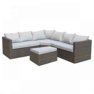 Royalcraft Marlow Corner Lounge Set & Weather-Shield Cushions