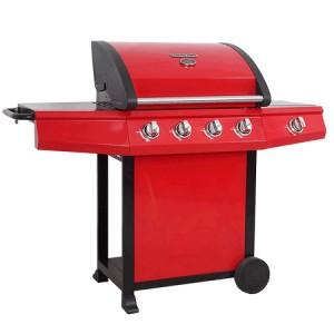 Lifestyle Appliances Grenada 4 Burner BBQ With Side Burner