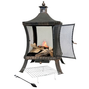 Lifestyle Appliances Hestia Firepit