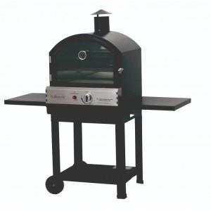 Lifestyle Appliances Taranto Basic Model Black Garden Pizza Oven