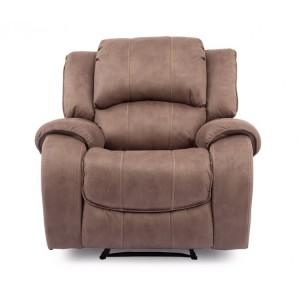 Vida Living Darwin Biscuit 1 Seater Recliner Armchair
