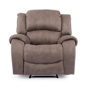 Vida Living Darwin Smoke 1 Seater Recliner Armchair