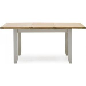Vida Living Ferndale Painted Furniture Large Extending Dining Table