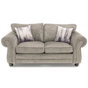 Vida Living Hollins Mink Fixed 2 Seater Sofa
