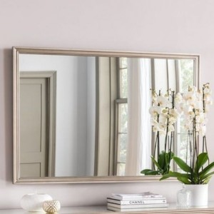 Vida Living Jessica Mirrored Large Wall Mirror