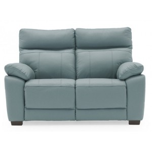 Vida Living Positano Blue 2 Seater Fixed Sofa