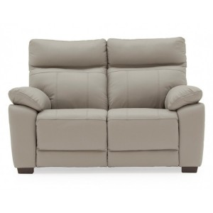 Vida Living Positano Light Grey 2 Seater Fixed Sofa