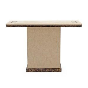 Vida Living Alfredo Marble Furniture Console Table