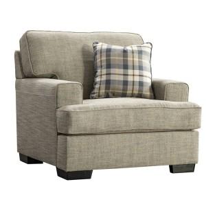 Vida Living Canterbury Beige 1 Seater Armchair