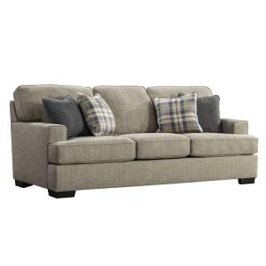 Vida Living Canterbury Beige 3 Seater Sofa