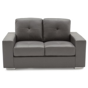 Vida Living Gemona Grey 2 Seater Sofa