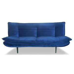 Vida Living Ethan Blue Sofa Bed