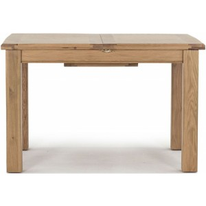 Vida Living Breeze Oak Furniture 120-160cm Extending Table