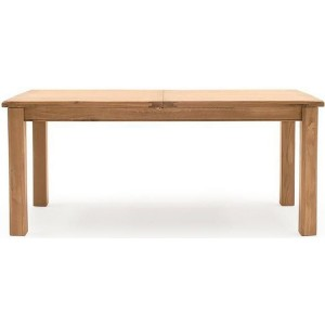 Vida Living Breeze Oak Furniture 140-180cm Extending Dining Table