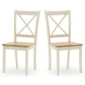 Vida Living Calais Dining Chair Pair