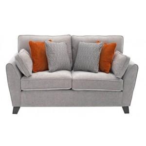 Vida Living Cantrell Silver 2 Seater Sofa