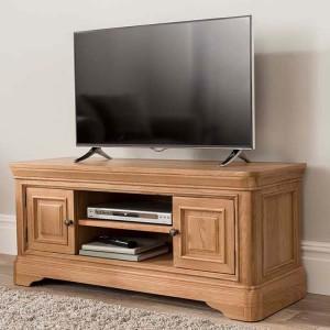 Vida Living Carmen Oak Furniture TV Unit