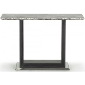 Vida Living Donatella Furniture Grey Marble Console Table