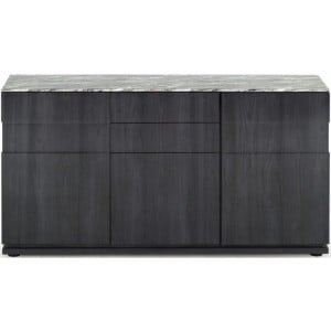 Vida Living Donatella Furniture Grey Marble Sideboard