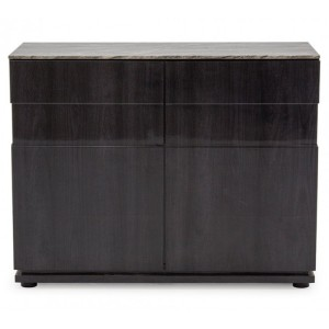 Vida Living Donatella Furniture Grey Marble Small Sideboard