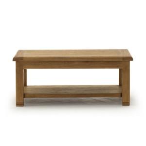 Vida Living Edmonton Oak Furniture Coffee Table