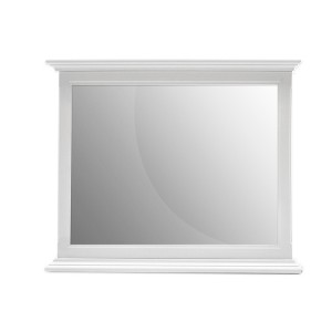 Vida Living Harlow Painted Furniture Mirror White