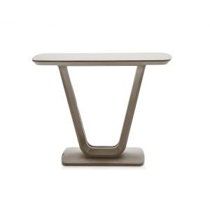 Vida Living Lazzaro Furniture Cappuccino Console Table
