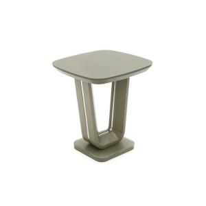 Vida Living Lazzaro Furniture Cappuccino Lamp Table