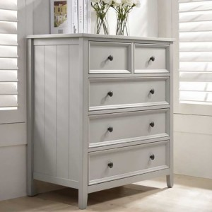 Vida Living Mila Clay 2 Over 3 Drawer Chest